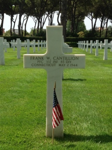 Frank William Cantillion Class of 1946