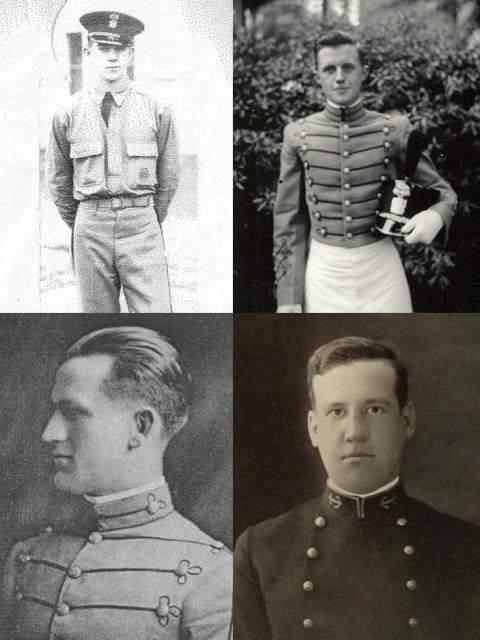 4 cadets