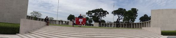Memorial at Manila American Cemetery