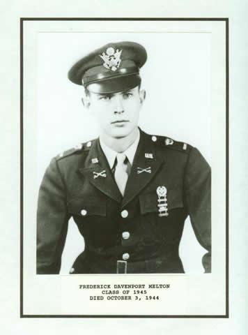 Frederick Davenport Melton, Class of 1945