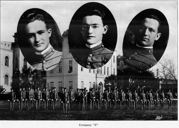 1914-Co. C. (L_R Cart-Thompson-David)-2