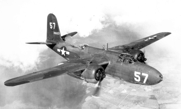Douglas A-20G