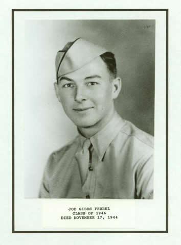 Joseph Gibbs Ferrel