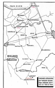 104th Infantry Division Holland