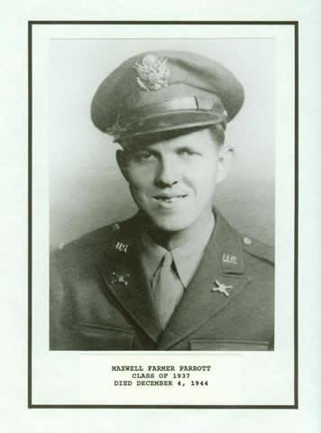 Capt. Maxwell Parrott