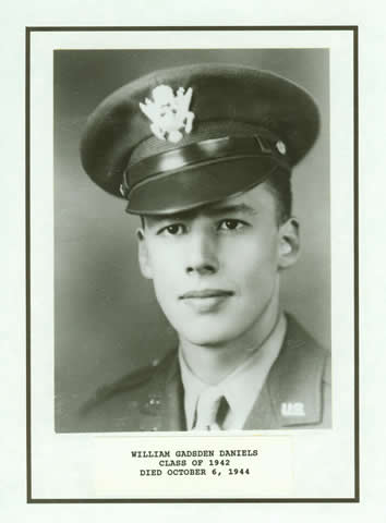 William Gadsden Daniels 1942